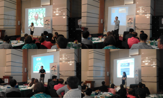 Digital Influencers Marketing Summit 2015